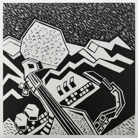 MIMIKOTO - unexistent LP (cover)