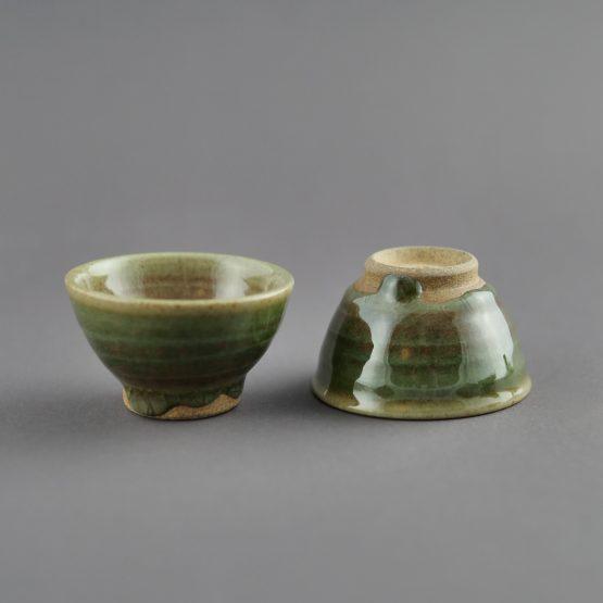 Kame-Ishi: NR #2050 Yunomi / Teeschalen von NARIEDA
